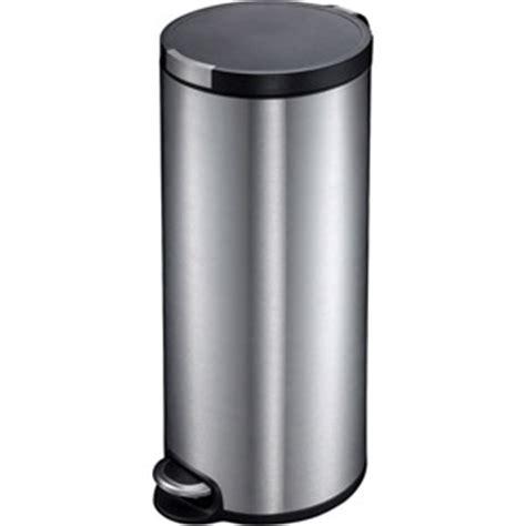 ogo poubelle cylindrique 30 litres inox 10105 moins cher laboutiquedunet