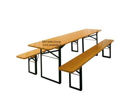 tavoli pieghevoli prezzi mm italia panche e tavoli pieghevoli panche e tavoli di