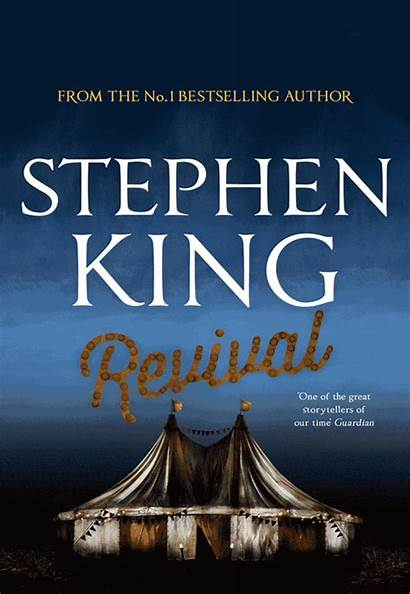 Revival Stephen King Novel Characters Every Library