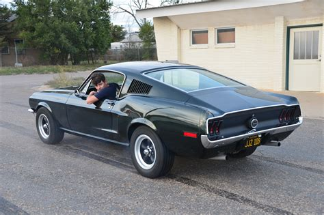 From Bullitt by Is This The World S Most Accurate 1968 Mustang Bullitt Clone