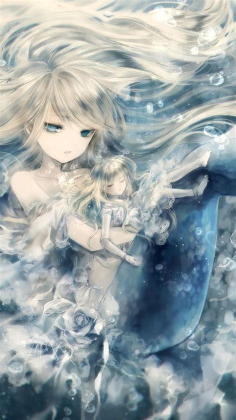 Anime Mermaid Wallpaper - anime mermaid wallpaper 29 images on genchi info