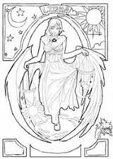 Coloring Scorpio Libra Adult Printable Colouring Sheets Detailed Zodiac Deviantart Tattoo Getcolorings Pdf Sundial Signs Drawing Fairy sketch template