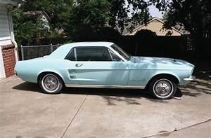 1967 Ford Mustang Hardtop - Rare Finds