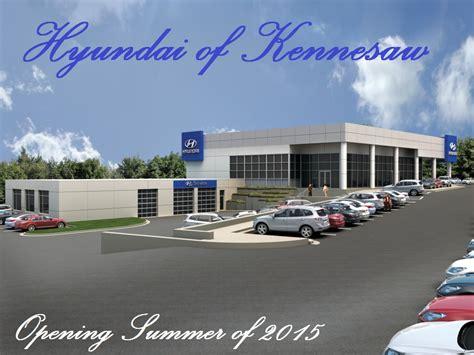 Hyundai Kennesaw by New Hyundai Building Coming Soon Hyundai Of Kennesaw