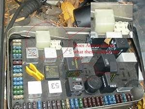 1986 Porsche 944 Fuse Box Diagram
