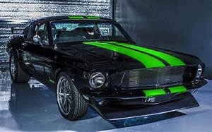 Vintage Electric Mustang bleeds torque and hits 174 mph - Coolfords
