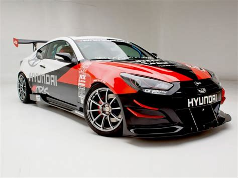 Genesis coupe 2dr v6 3.8l auto track package includes. 2012 ARK Performance Hyundai Genesis Coupe R-Spec Track ...