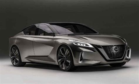 2020 Nissan Maxima by 2020 Nissan Maxima Review Price Specs Redesign