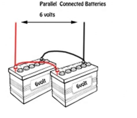Boat Battery In Parallel by Boat Batteries A Cruising Guide On The World Cruising