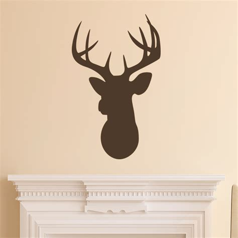 deer silhouette wall quotes wall decal wallquotes com