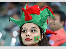 World Cup Bangladesh's Historic Win Sparks Wild