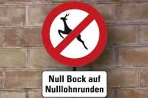 Gehaltserhöhung Berechnen : gewerkschafter trommeln zum ungehorsam gegen nulllohnrunde ~ Themetempest.com Abrechnung