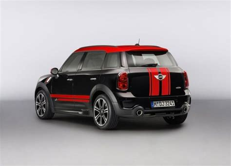 Mini Cooper Countryman Modification by Mini Countryman Cooper Works Tuning