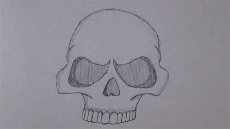 Como desenhar uma caveira YouTube