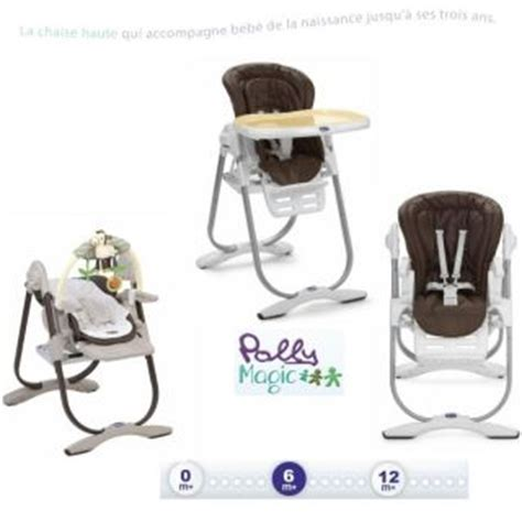 chaise polly magic 3 en 1 chaise haute polly magic chicco 28 images chaise haute