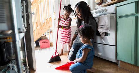 parent     kids chores