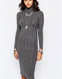 pour choisir une robe robe longue laine col roule With robe longue col roulé