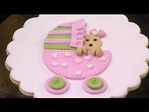 Como decorar un pastel para baby shower - Hogar Tv por ...