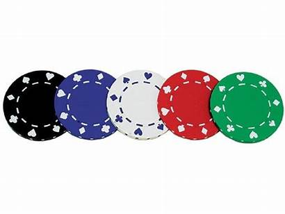 Poker Chip Casino Clipart Better Challenge Chips