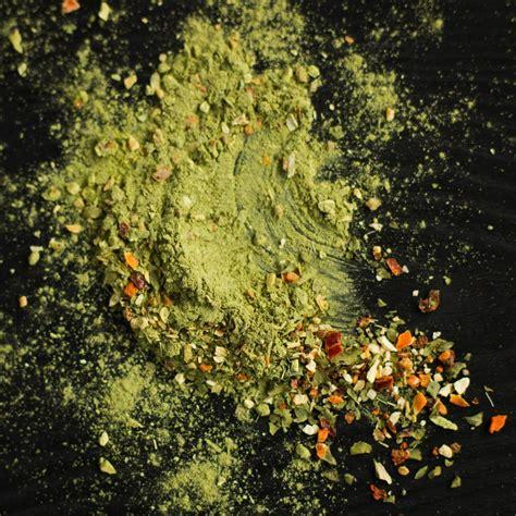 Garšu buķete zaļajam smēriņam - Manas Garšas