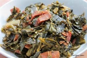 Soul Food Collard Greens I Heart Recipes