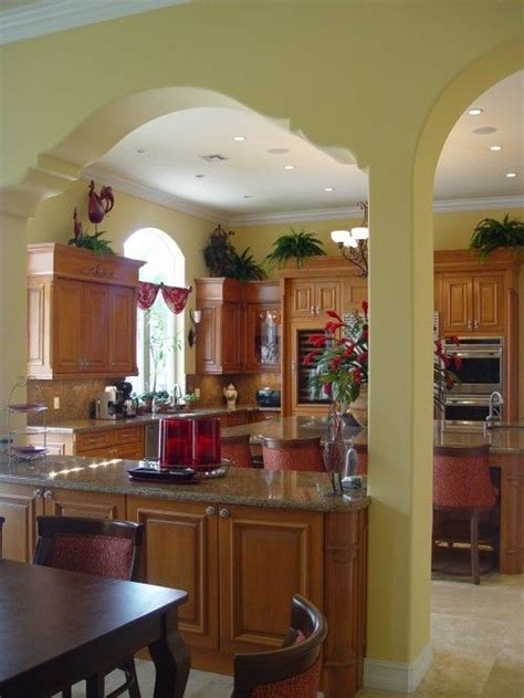 kitchen half wall ideas idea for half wall between living room and kitchen by