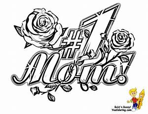Marvelous Mothers Day Coloring Pages