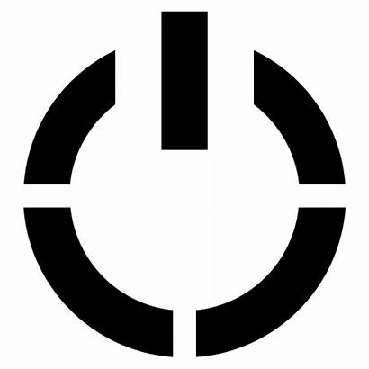 Power Personal Icon Button Energy Control System