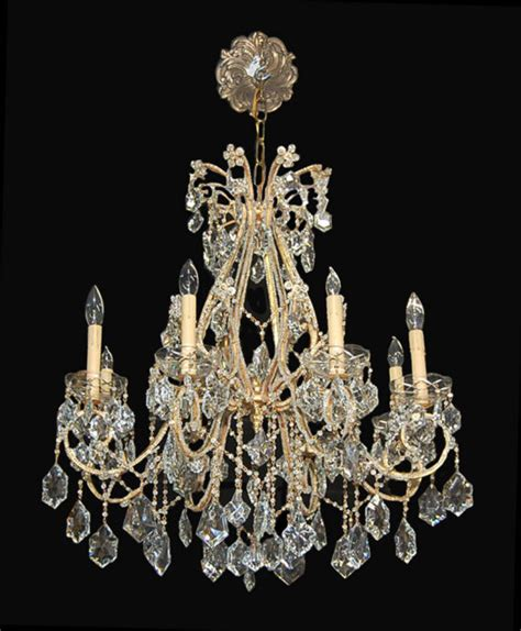 Beaded Chandeliers For Sale by Beaded Chandelier For Sale Antiques