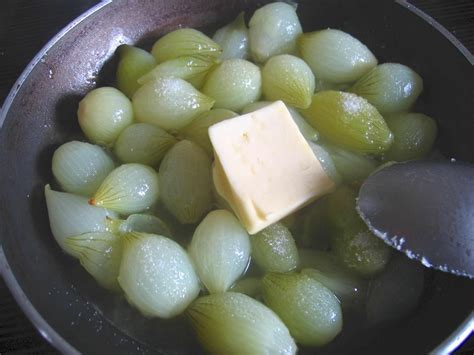 oignon blanc cuisine comment cuisiner oignon blanc