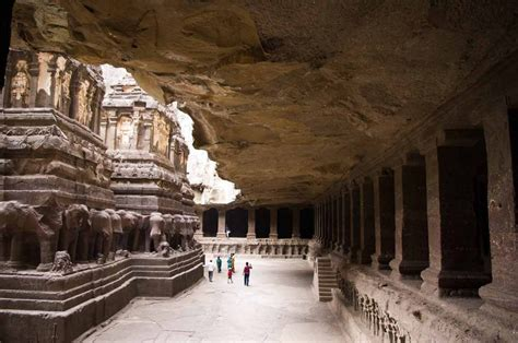 mind boggling images   kailasa temple  prove