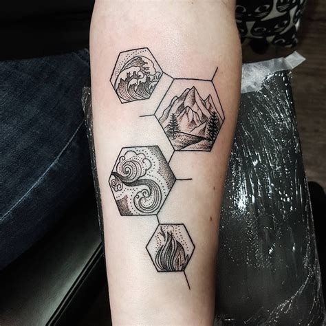 elements tattoo  today  emma tattoo tattooist