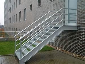 Treppen Im Außenbereich Vorschriften : treppen metallbau kohl ihr spezialist f r metallverarbeitung im eichsfeld ~ Eleganceandgraceweddings.com Haus und Dekorationen