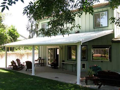 vinyl patio roofs modern patio outdoor