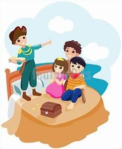 Children: Storytelling - Stock Illustration I2226331 at ...