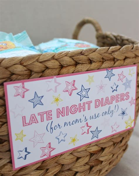 Late Night Diapers Baby Shower Printables  Driven By Decor. Letterhead Template Free Download. Open House Template. Case Brief Template Microsoft Word. Keller Graduate School Of Management Login. Free Printable Cards Template. Memorial Service Photo Display. Unc Greensboro Graduate School. Best Font For Flyers