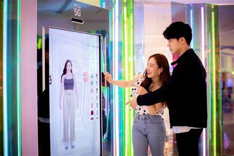 ครั้งแรกในไทย! AIS ผนึก centralwOrld ปฏิวัติวงการช้อปปิ้ง เปิดตัว AIS 5G SMART MIRROR ตอบโจทย์นั ...