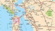 San Francisco Maps for Visitors - Bay City Guide - San ...
