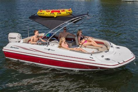 Hurricane Boats Waco by 1990 Hurricane Sun Deck Sport 201 Boats For Sale In