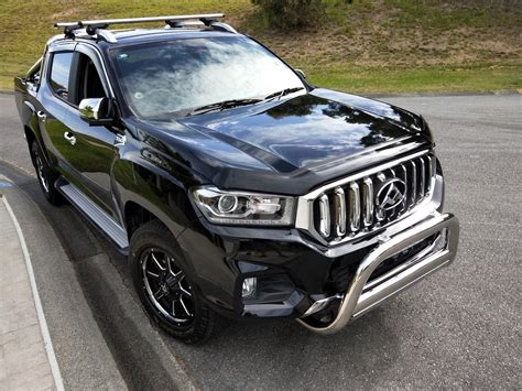 Overview get a quote book a test drive brochure specifications price guide t60 dual cab ute. Premium Bonnet Protector (Tinted) - LDV T60 - Corsair ...