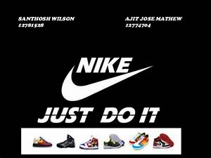 nike brand audit final ppt With nike powerpoint template