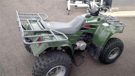 220 Kawasaki Bayou by Kawasaki Bayou 220 Motorcycles For Sale In Wyoming