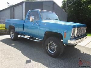 Ebay 1985 Scottsdale K10
