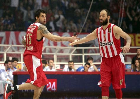 Printezis Y Spanoulis No Viajan A Zagreb  Piratas Del Basket