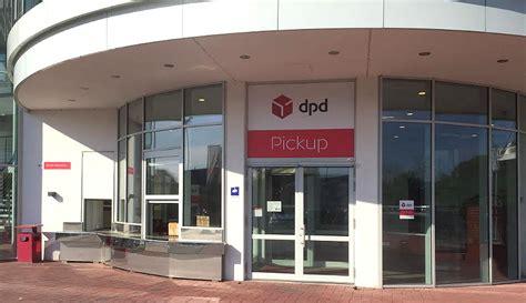 DPD Raunheim Depot 160 DPDPaketzentrum