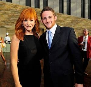 Reba McEntire and Her Son | Reba McEntire with son Shelby ...