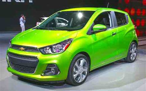 2019 Chevrolet Spark Price And Specs  Chevy Model