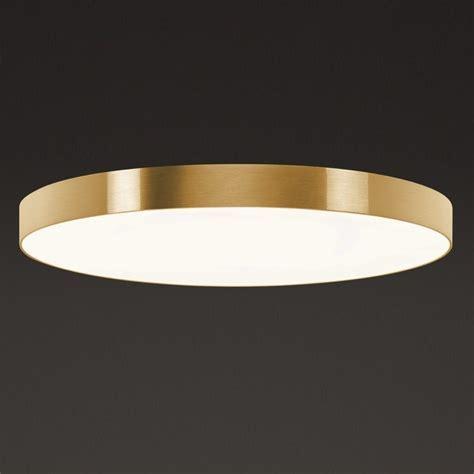 Hufnagel LED Deckenleuchte Aurelia gold, 2700K, 2 Größen