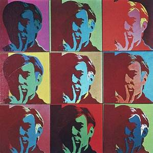 TOP 10 Andy Warhol's Self-Portraits - Top Inspired