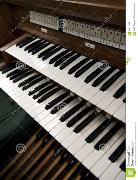 Church Organ Stock Photo Image Of Keys Music Pipe